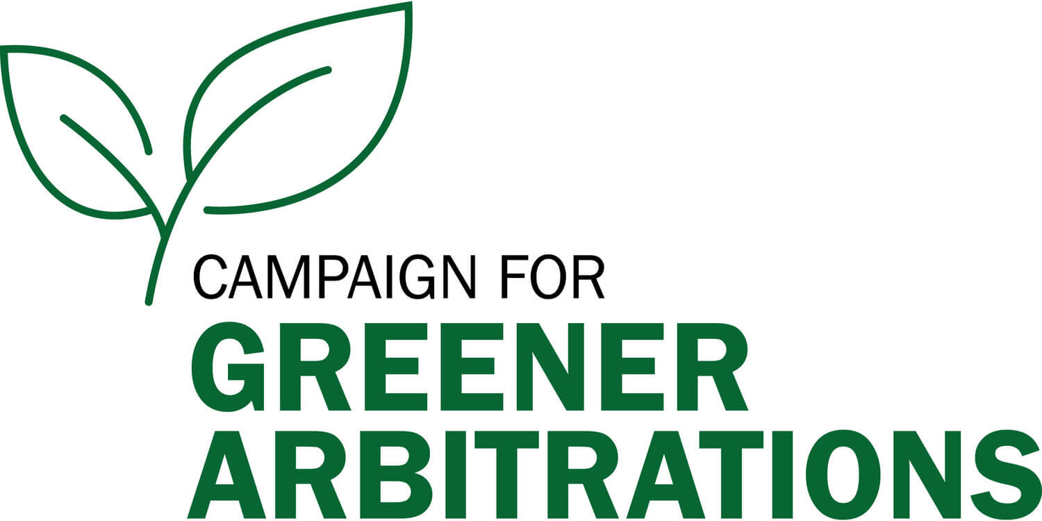Campaign for Greener Arbitrations